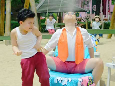 """El famoso video """"Gangnam Style"""" fue puesto en línea el 15 de julio."""