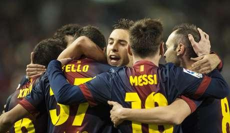 Barcelona cerró el año con 49 de 51 puntos desde el inicio del campeonato.