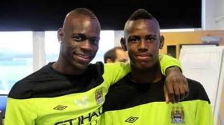 Mario Balotelli's brother continues to find trouble off the field.