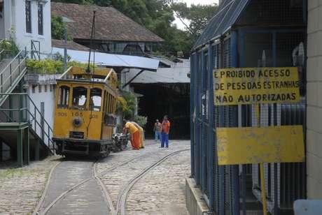 Rio prot tipo de novo bondinho ser conhecido em fevereiro for Oficina 9646