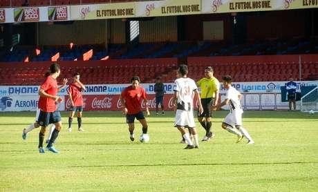 Braulio Luna marcó un gol.