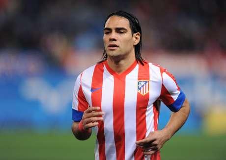 Falcao García recebeu prêmio de melhor jogador do mundo