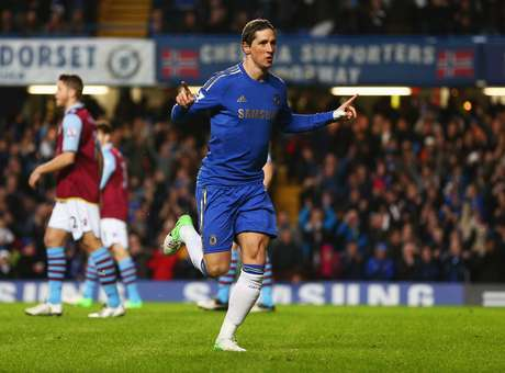 Chelsea remains third after its 8-0 rout of Aston Villa.