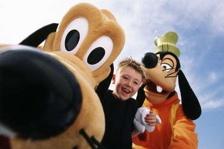 Viajar com os filhos para a Disney é quase como uma maratona