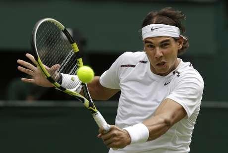 Nadal se retiró del torneo por una infección estomacal.