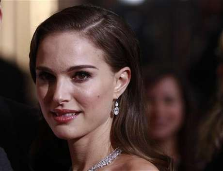 Actress Natalie Portman arrives at the 84th Academy Awards in Hollywood, California, February 26, 2012.