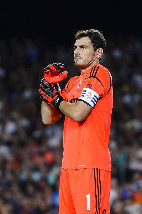Casillas foi barrado por Mourinho no duelo diante do Málaga, no fim de semana passado