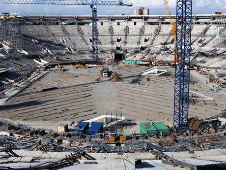 Maracanã será inaugurado no dia 28 de fevereiro; mas sem futebol