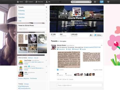 No Twitter, mãe de Daniella Perez citou perícia e lembrou detalhes do processo