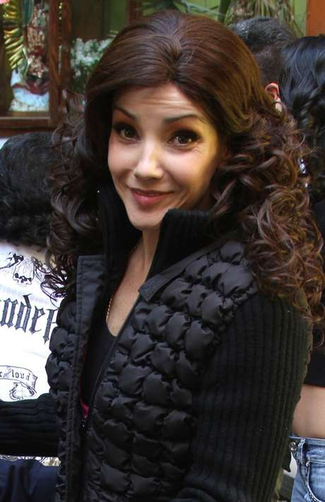 Karla Álvarez interpretaba a una prostituta en la telenovela 'Qué Bonito Amor'.
