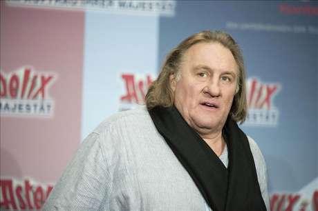 """Todo eso<strong>me da completamente igual.</strong>No cambia nada"", señala Depardieu"