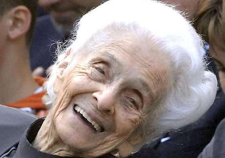 Fallece Rita Levi-Montalcini, premio Nobel de Medicina