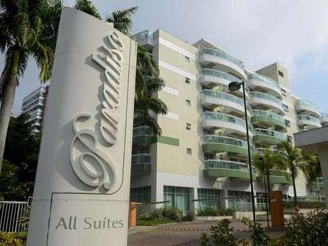 Apartamentos similares ao da tragédia de sábado foram interditados no apart hotel da Tijuca