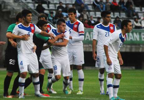 11 DE ENERO: Chile disputará su segunda fecha en el Sudamericano Sub 20 cuando tenga que medirse a Bolivia a las 22 horas.