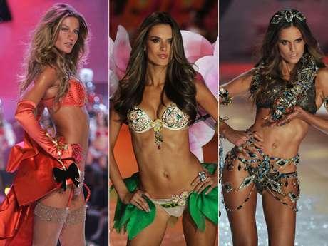 Desde 1995 o desfile anual da Victoria's Secret é o sonho de consumo de muitas modelos e diversas brasileiras já participaram do evento