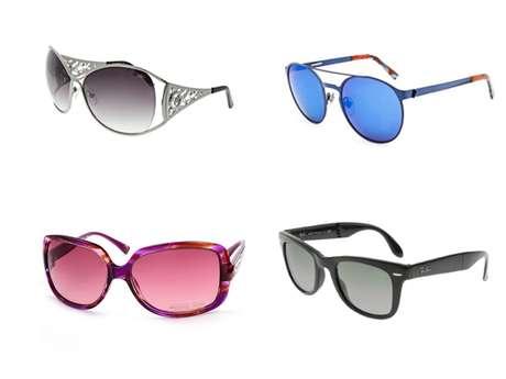 98cbb5c52 Acessórios indispensáveis na estação, óculos de diferentes modelos e cores  ajudam a compor o look