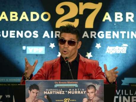 Martínez, campeón diamante del CMB, recuperó el título de los medios al vencer por puntos al mexicano Julio César Chávez Jr.