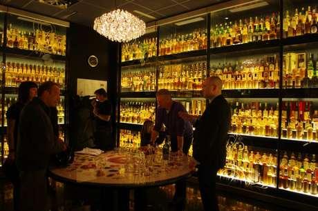 Muitos prédios históricos se tornaram sede de museus dedicados à história de bebidas alcoólicas