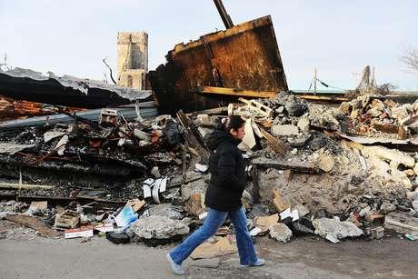Catástrofes naturales como huracanes, terremotos y sequías dejaron en 2012 daños por casi 160.000 millones de dólares y 9.500 muertos en todo el mundo, según un cálculo publicado hoy por la reaseguradora Munich Re.
