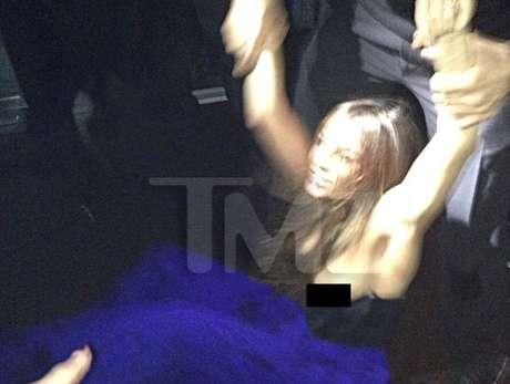 Aparece la primera foto de Sofía Vergara desnuda en 2013