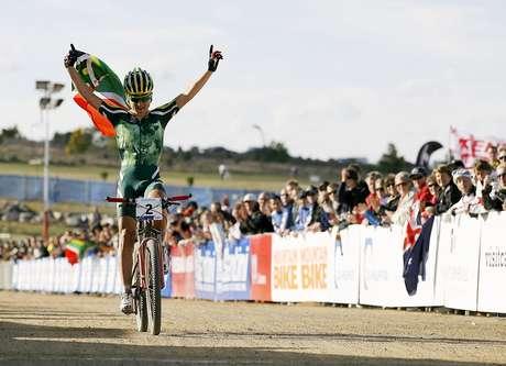 El ciclista Burry Stander, descanse en paz