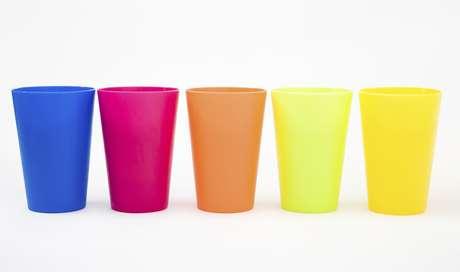 Segundo a pesquisa cada cor tem o poder de ressaltar o sabor de um tipo de bebida diferente