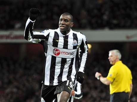 Demba Ba said playing in the Champions League was part of his decision.