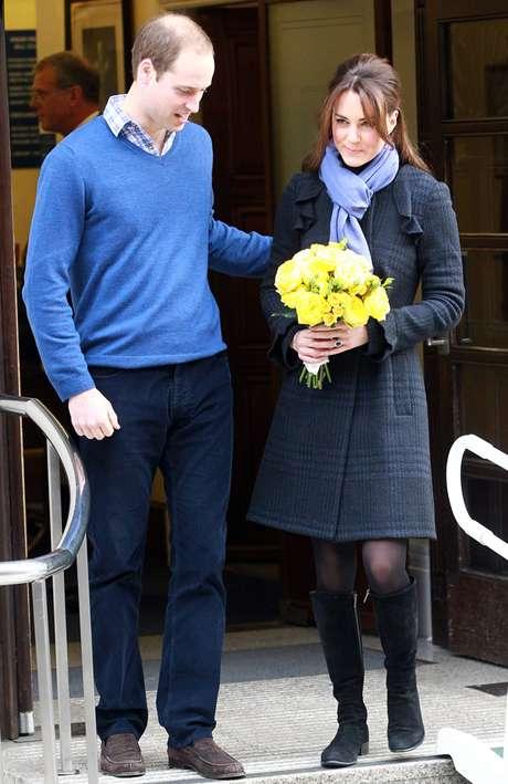 El PríncipeWilliam espera sorprender a su esposa con el original regalo.