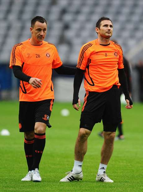 John Terry and Frank Lampard have been the heart of Chelsea for more than a decade.
