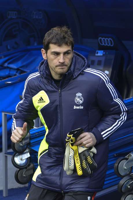 Iker Casillas (Goalkeeper - Spain)