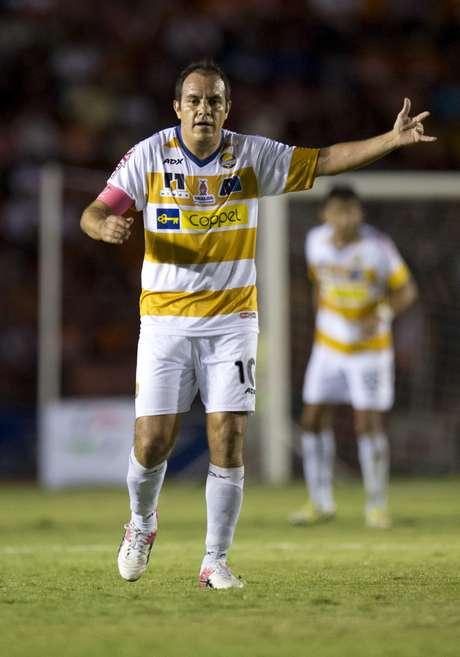 Cuauhtémoc Blanco reconoce la calidad de Lionel Messi.