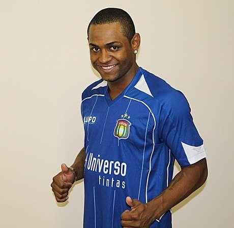 <p>Jobson afirmou que está no São Caetano para buscar umavida nova</p>