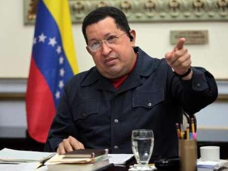 <p>O ex-encarregado para a América Latina do Departamento de Estado, Otto Reich, negou que Washington tenha tido relação com a morte de Chávez em consequência de um câncer, em 5 de março</p>