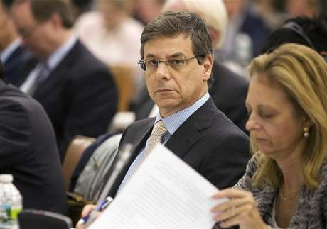 Israel's Deputy Foreign Minister Danny Ayalon attends a meeting of the Ad Hoc Liaison Committee, the donor support group for the Palestine, at the United Nations in New York September 18, 2011.
