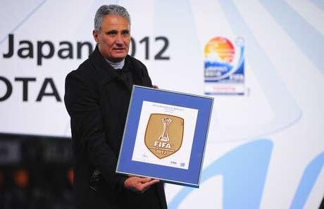 Com 61 votos, Tite ficou em 5º lugar entre os melhores treinadores do mundo