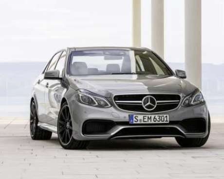 Foto Mercedes-Benz E63 AMG 4MATIC Sedan 2014