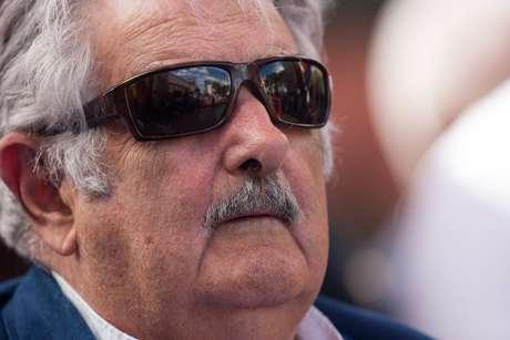 <p>Mujica alega que amaconha é 'uma praga', mas o narcotráfico é 'muito pior'</p>