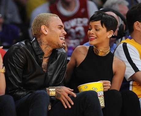 Rihanna y Chris Brown quieren ser padres en unos años.