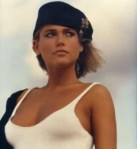 Antes de se consagrar como apresentadora, Xuxa foi modelo
