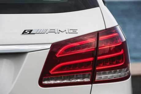 Mercedes-Benz E63 AMG S-Model 4MATIC Wagon 2014