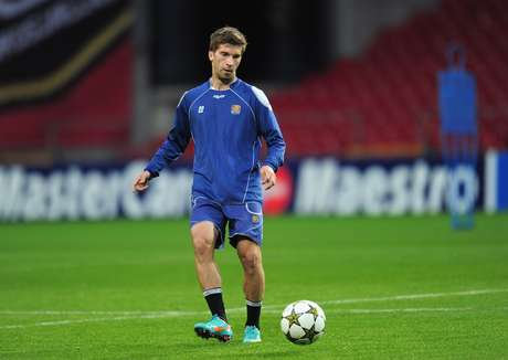 Andreas Laudrup hopes to shine with the French team.