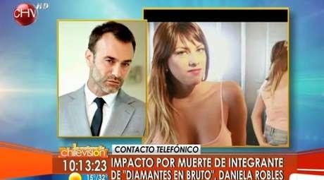 """El animador habló del tema con """"La mañana de Chilevisión""""."""