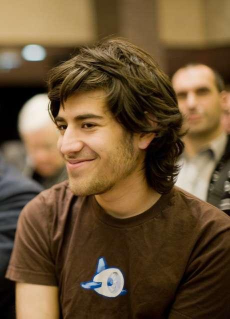 O ativista de internet Aaron Swartz morreu aos 26 anos