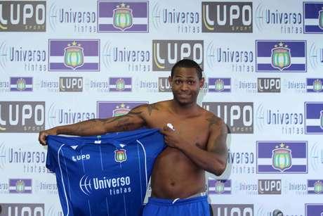 <p>Atacante Jobson se diz recuperado e espera marcar contra o São Paulo nesta quarta-feira</p>