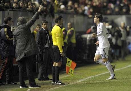Kaká no saldrá del Madrid, al menos hasta el final de la presente temporada