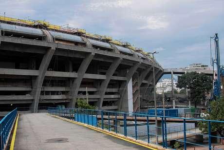 Reinauguração do Maracanã contará com amistoso entre a Selelção Brasileira e a Inglaterra