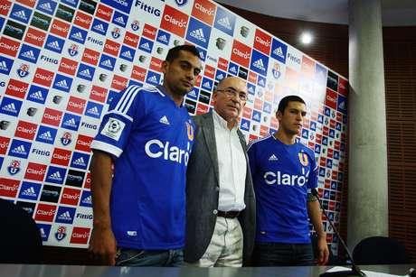 Díaz y Cortés serán dos de los refuerzos presentados.