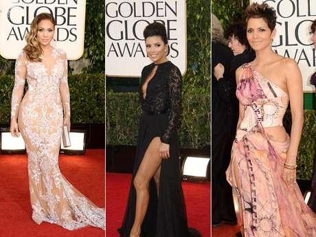 Puede ser que la tarde/noche de los Golden Globes haya estado fría pero estas famosas se encargaron de subir el calor en la alfombra roja. ¡Mira a las más sexys de los Golden Globes!