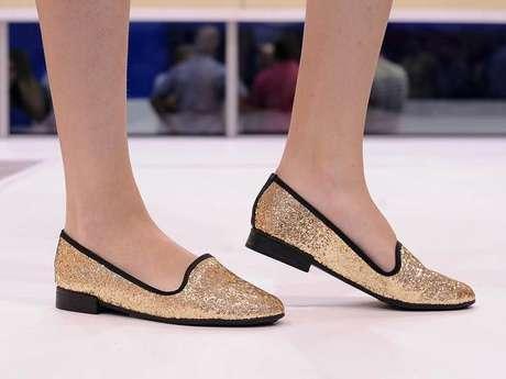 O slipper será peça-chave de mais um inverno e aparece tanto na versão flat, como com salto