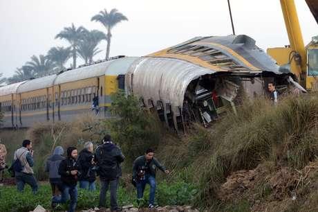 Ao menos 19 pessoas morreram no acidente ocorrido na região da cidade Gizé, localizada no nordeste do Egito
